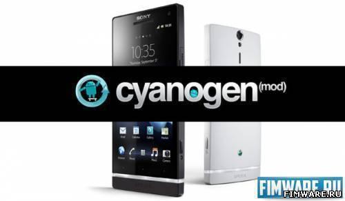 CyanogenMod 9 для Xperia S