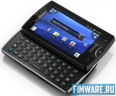 Прошивки для Sony Ericsson Xperia Mini Pro (SK17i)