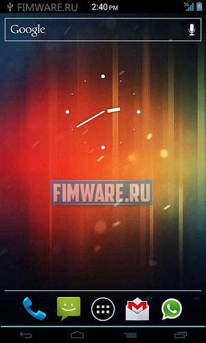 Прошивки для OS Windows Mobile