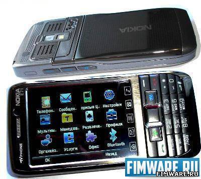 Прошивка Full Nokia E71 TV