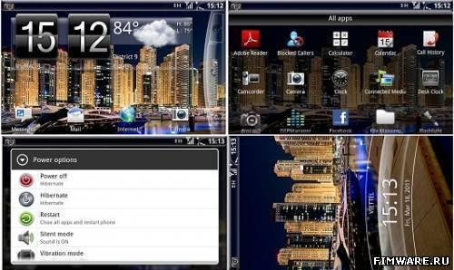 Прошивка Furniel's custom ROM MIUI for HTC Desire R31.1