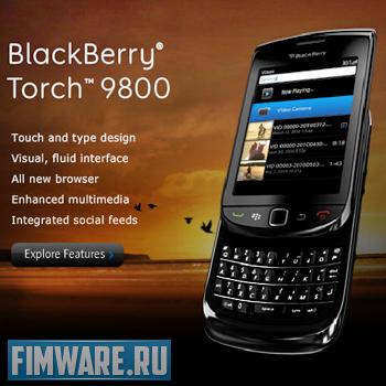 Прошивка Blackberry 9700 Bold 9700jAllLang PBr5.0.0...
