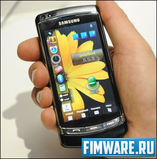 Прошивка Samsung GT-i8910 (HX-V4-Speed)