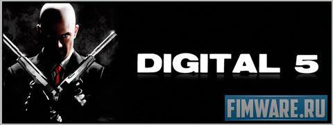 Mod Digital 5 для Nokia 5800