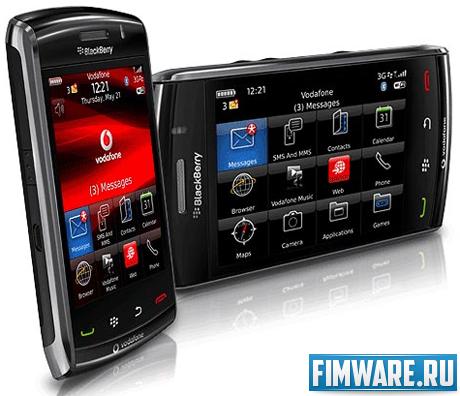 Прошивка для BlackBerry 9520