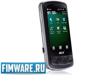Прошивки для Acer beTouch E200 WM 6.5, ENG+RUS