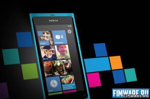 Прошивка RainbowMod v1.4 для Nokia Lumia 800