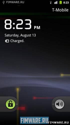 Прошивка для HTC Sensation от XboarderMOD Cm7/AOSP