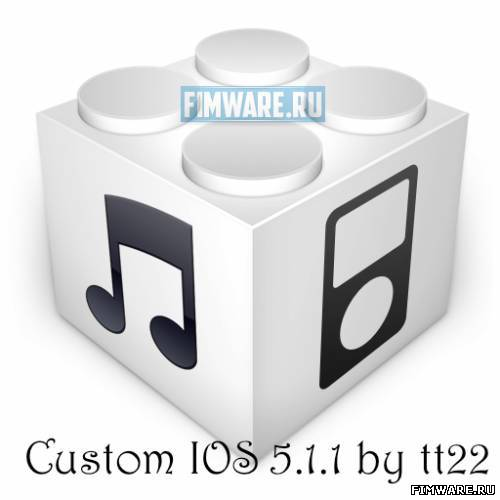 Custom IOS 5.1.1 by tt22
