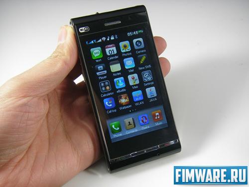 Мастер-фулл Sony Ericsson WG5