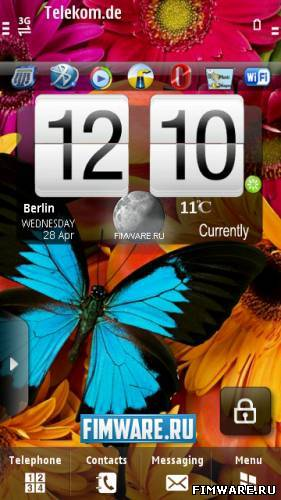 Прошивки для Symbian