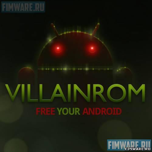Прошивка для HTC EVO 3D от Villain3D v. 1.0.0