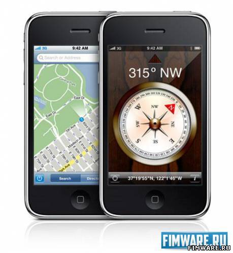 Мастер-фулл для Iphone 3GS 32GB Compass