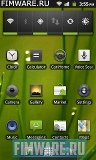 Прошивка для HTC Desire GSM от CyanogenMod 7.1.0
