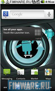 Порт прошивки HTC HD2 Android No Sense Android 2.2,...
