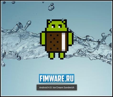 Android 4.0.4 для Samsung Galaxy Tab 10.1 P7500