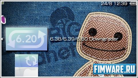 6.60 Downgrader - понижение прошивки
