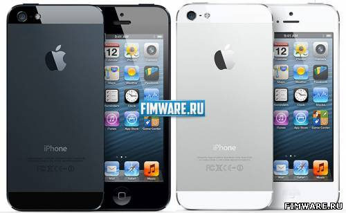 iOS 6.0.2 для iPhone 5