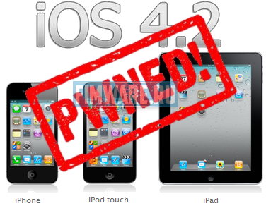 Custom iOS 4.2.1 Firmware by sonic2