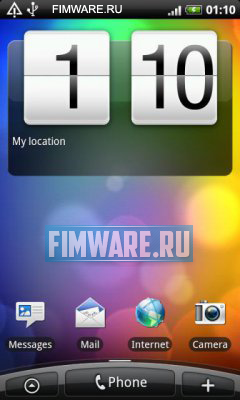 Прошивка для HTC HD2 (HTC LEO) NAND (android)