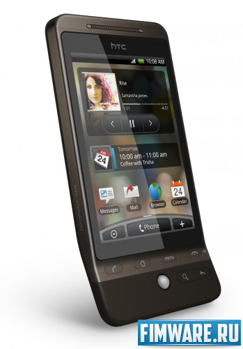 Cronos Gingerbread 0.0.5 Beta для HTC Hero[Android,...