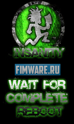 Прошивка Samsung Galaxy S Insanity 0.6.3 Android 2....